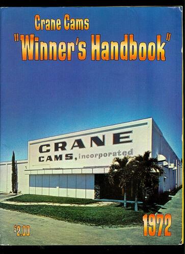 1972 Crane Cams Winner