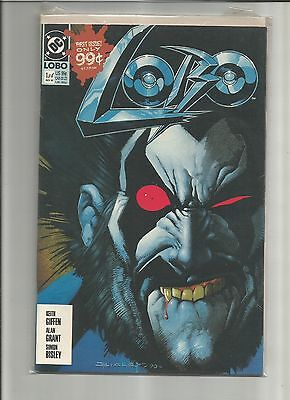 Lobo 1-4 1990 COMPLETE SET!!!   EXTREME HIGH GRADE!!!   MOVIE??