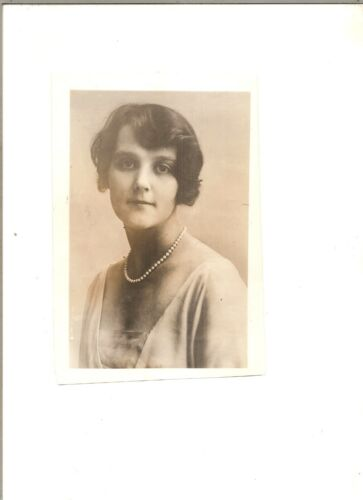 1920 Central News Photo Service 5x7 photo Princess Margaret of Denmark