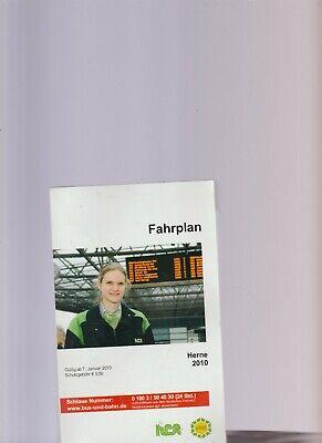 Fahrplan Herne 2010 (K7) gebraucht kaufen  Bad Lippspringe