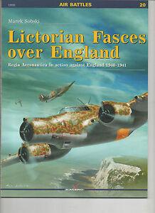 Lictorian Fasces over England - Kagero Air Battles - English!!! - Reda, Polska - Zwroty są przyjmowane - Reda, Polska