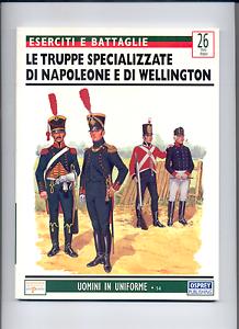 FRANCESI-E-INGLESI-NAPOLEONICI-UNIFORMI-ACOLORIESTORIA-LIBRO-DI96PAGCOMENUOVO