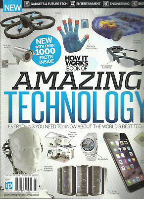 How It Works Magazine   Book Of Amazing Technology   Issue  2015     03   Vol  3