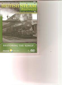 British Steam Railways (No.83) Restoring The 'Kings' DVD