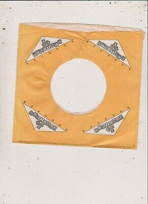 ABC/DUNHILL 45 RPM COMPANY SLEEVE-BUY 10 FREE (Buy Dunhill)