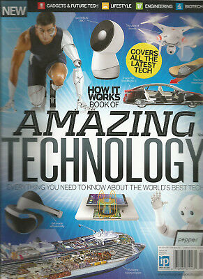 How It Works Magazine Book Of Amazing Technology Issue 4 2016