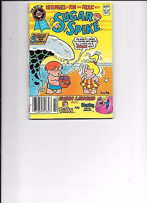 Best Of DC #29 Sugar And Spike October 1982 100 page digest Stanley And His (100 Best Cartoon Characters)
