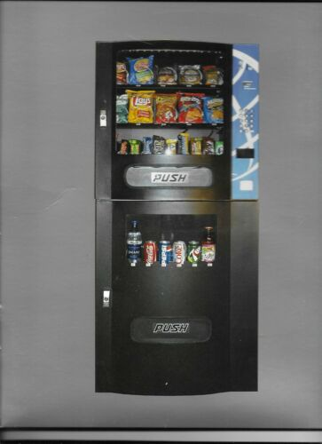 Vending Machine for snacks and cold drinks