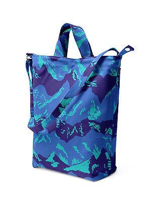 BAGGU Duck Bag Canvas Tote - Night Mountain for sale  Point Arena