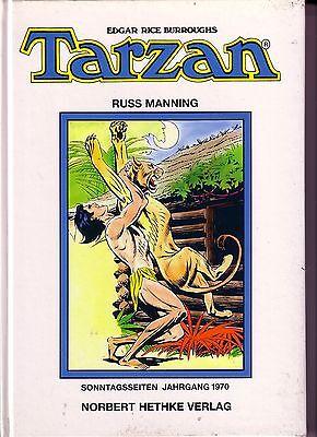 TARZAN HETHKE SONNTAGSSEITEN 1970 HARDCOVER