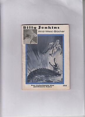 Billy Jenkins Werner Dietsch Verlag Nummer 202 sehr guter Zustand Original 1934