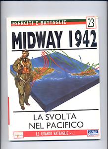 MIDWAY-1942-UNIFORMI-A-COLORI-E-STORIA-LIBRO-DI-96-PAG-COME-NUOVO