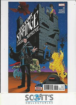 DOCTOR STRANGE SORCERERS SUPREME   #5  NEW   (BAGGED & BOARDED) FREEPOST