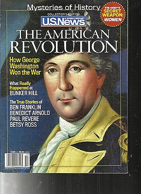 U S  News   World Report  2012   Collectors Edition   The American Revolution