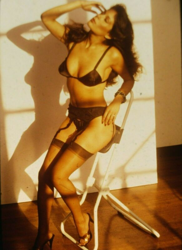 APOLLONIA KOTERO - US Actress - Original Vintage 35mm Slide - 1980