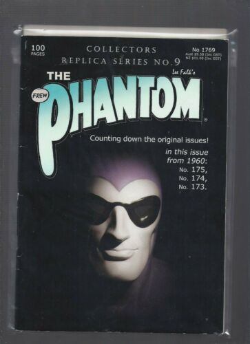 Frew Phantom Comic #1769 from 2016 Replica Series #9 with 100 Pages