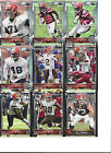 Rookie Cleveland Browns Team Set Football Trading Cards