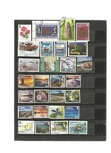 28 sellos de guernesey lot 26042017 esp 444 - France - État : Trs bon état - France