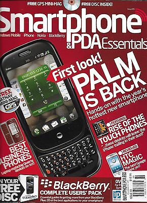 Smartphone Magazine Palm BlackBerry Best Business Phones Htc Touch Devices