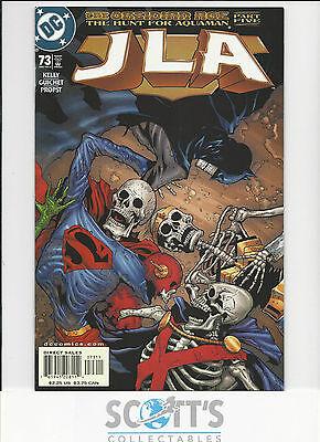 JLA   #73     NM  (1996 Series)