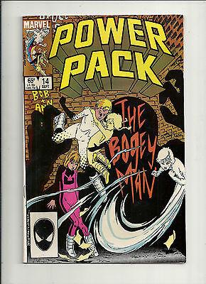 Power Pack  #14  VF+