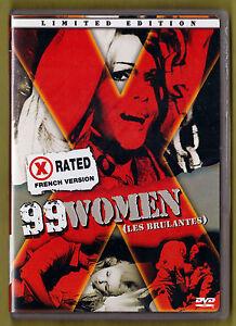 99-WOMEN-Les-Brulantes-1969-Ed-Limitata-X-rated