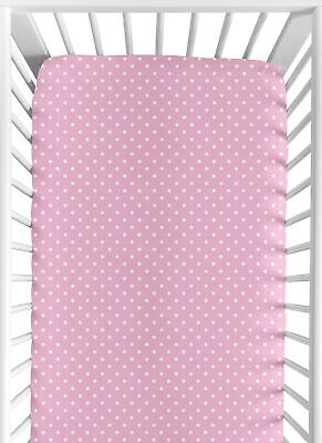 Sweet Jojo Designs Fitted Crib Sheet for Skylar Baby/Toddler