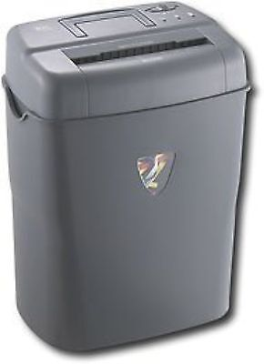 Init Nt-ps10cc 10-sheet Crosscut Gray Personal Paper Shredder 4.7 Gal Cd Staples