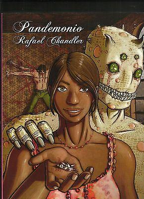 Pandemonio Players Guide by Rafael Chandler RPG Book
