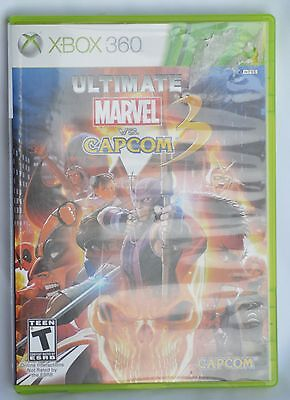 Ultimate Marvel vs. Capcom 3 (Microsoft Xbox 360, 2011) NO- RETURN Read Descript comprar usado  Enviando para Brazil