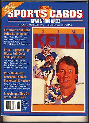 Allan Kayes Sports Cards News And Price Guide  3 February   1992