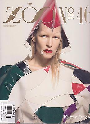 ZOO MAGAZINE #46 SPRING 2015, KIRSTEN OWEN.