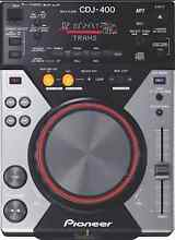 X2 cdjs 400's for sale Harkaway Casey Area Preview
