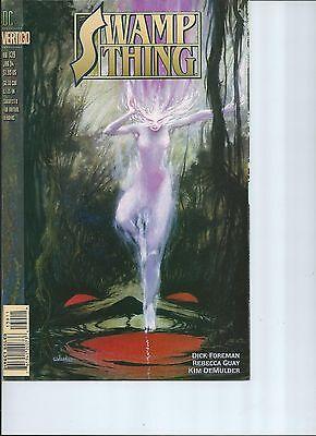 Swamp Thing 139 NM Jan 1994 DC/Vertigo Foreman/Guay/DeMulder