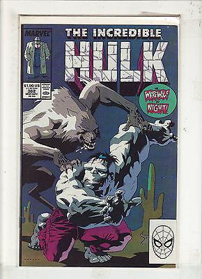 Incredible Hulk #362 vf/nm