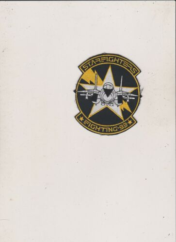 STARFIGHTERS FIGHTING 33 PATCH