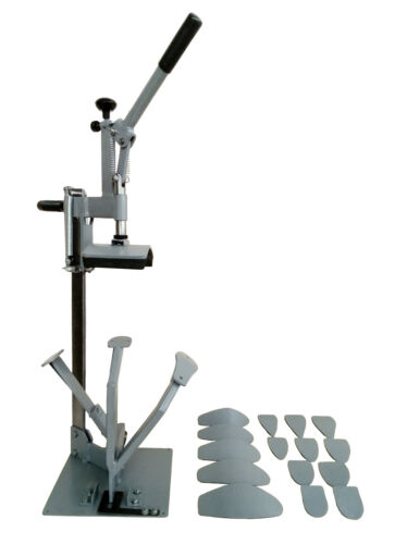 Press for Shoe Repair Force to 1200 lbs