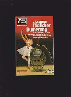 C. H. Guenter - Tödlicher Bumerang.
