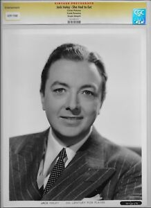 1930's photo of Jack Haley of