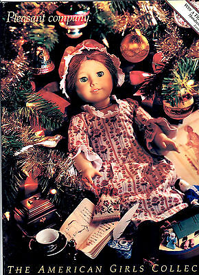 1991 RETIRED PLEASANT COMPANY CATALOG! INTRODUCING FELICITY! OUR NEW BABY COVER!
