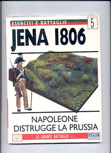 JENA-1806-UNIFORMI-A-COLORI-E-STORIA-LIBRO-DI-96-PAG-COME-NUOVO