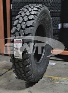 4 New Nankang Mudstar Radial MT MUD Tires 2358516,235/85/16,23585R16