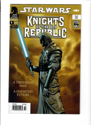 STAR WARS KNIGHTS OF THE OLD REPUBLIC #9 1ST appearance of  DARTH REVAN 2006