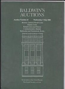 Baldwin-de-romano-griego-antigua-monedas-mundiales-y-britanicos-London-2000-Catalogo