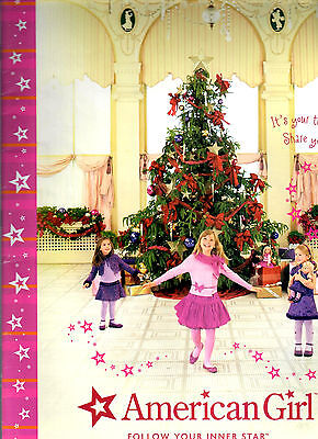 """AMERICAN GIRL CATALOG! 2006 LIMITED EDITION WISHES! 107 10.5X13"""" PAGES! JESS!"""