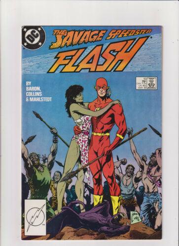 Flash #10 VF/NM 9.0 DC Comics 1988 Copper Age