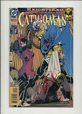 Catwoman   #12    NM   Vol 1   (BOARDED & BAGGED)  FREEPOST