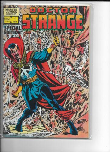 DOCTOR STRANGE #1 - - 1982 Marvel