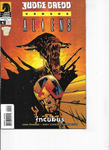 Judge Dredd versus Aliens  #4