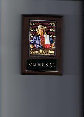 SAM HOUSTON PLAQUE WRESTLING 3WA WCW WWF